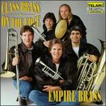 Class Brass - On The Edge