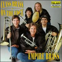 Class Brass - On The Edge - Andrew Roe (trumpet); Empire Brass; Frank Epstein (xylophone); Timothy Morrison (trumpet)