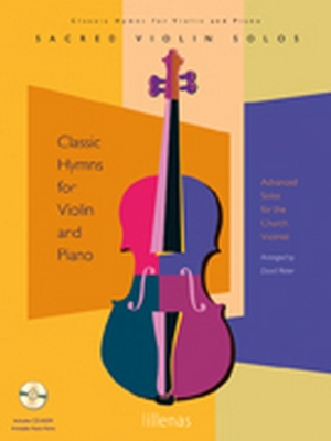 Classic Hymns for Violin and Piano: Advanced Solos for the Church Violinist - Ritter, David L (Composer)