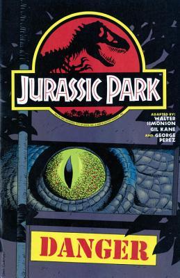 Classic Jurassic Park - Simonson, Walter