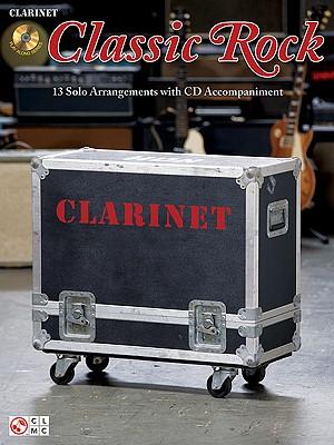 Classic Rock, Clarinet - Hal Leonard Corp