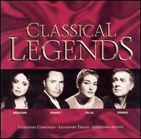Classical Legends - Academy of St. Martin in the Fields; Angela Gheorghiu (soprano); Cécile Ousset (piano); Delphine Haidan (soprano);...