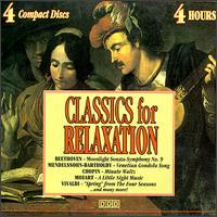 Classics for Relaxation - Akiko Miyazashi (flute); Alexander Pervomaysky (violin); Camerata Academica Salzburg; Camerata Labacensis;...