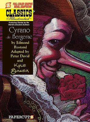 Classics Illustrated #10: Cyrano de Bergerac - Rostand, Edmond