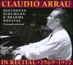 Claudio Arrau in Recital, 1969-1977