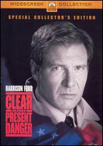 Clear and Present Danger - Phillip Noyce