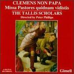 Clemens (non Papa): Missa Pastores quidnam vidistis/Motets