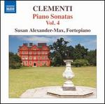 Clementi: Piano Sonatas, Vol. 4