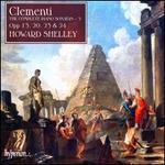 Clementi: The Complete Piano Sonatas, Vol. 3