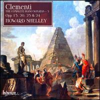 Clementi: The Complete Piano Sonatas, Vol. 3 - Howard Shelley (piano)