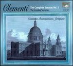 Clementi: The Complete Sonatas, Vol. 3