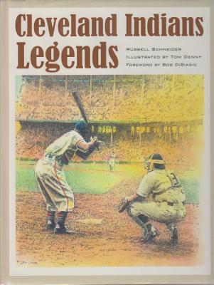 Cleveland Indians Legends - Schneider, Russell J