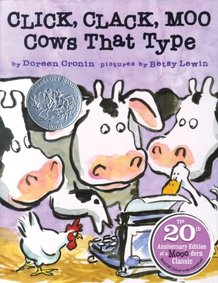 Click, Clack, Moo: Cows That Type - Cronin, Doreen