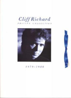 Cliff Richard Private Coll. 79-88: (Piano/Vocal/Guitar) - Richard, Cliff