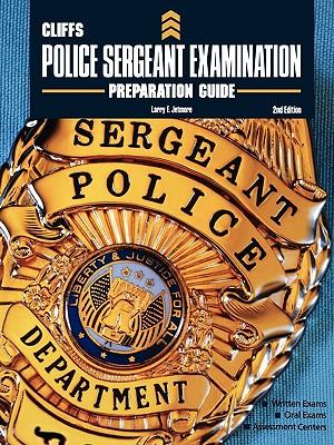 Cliffs Police Sergeant Exam Preparation Guide