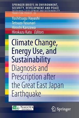 Climate Change, Energy Use, and Sustainability: Diagnosis and Prescription After the Great East Japan Earthquake - Hayashi, Yoshitsugu (Editor)