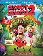Cloudy With a Chance of Meatballs 2 [Blu-ray/DVD] (2013)