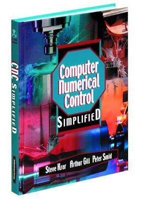 Cnc Simplified - Krar, Steve