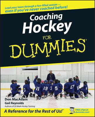 Coaching Hockey for Dummies - MacAdam, Don