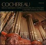 Cochereau: 2 Grandes improvisations en concert à Notre-Dame
