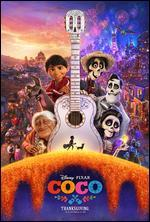 Coco [Includes Digital Copy] [4K Ultra HD Blu-ray/Blu-ray]