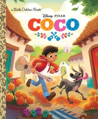 Coco Little Golden Book (Disney/Pixar Coco) - Random House Disney