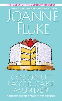 Coconut Layer Cake Murder - Fluke, Joanne