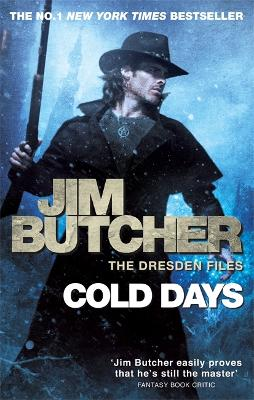 Cold Days: The Dresden Files, Book Fourteen - Butcher, Jim