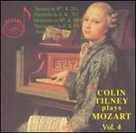 Colin Tilney Plays Mozart, Vol. 4