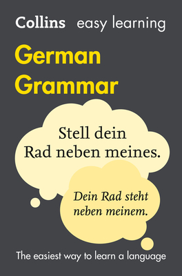 Collins Easy Learning German - Easy Learning German Grammar - Collins Dictionaries