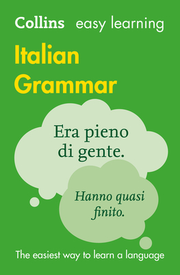 Collins Easy Learning Italian - Easy Learning Italian Grammar - Collins Dictionaries