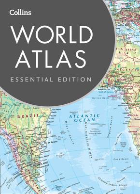 Collins World Atlas: Essential Edition - Collins Maps