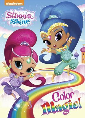 Color Magic! (Shimmer and Shine) - Random House (Illustrator)