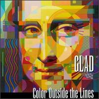 Color Outside the Lines - Glad