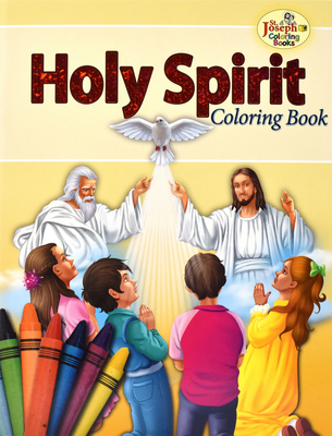 Coloring Book about the Holy Spirit - McKeon, Emma