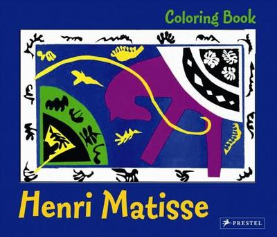 Coloring Book Henri Matisse - Anon