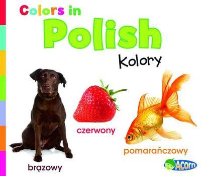 Colors in Polish: Kolory - Nunn, Daniel