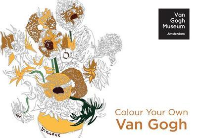 Colour Your Own Van Gogh - Van Gogh Museum, Amsterdam