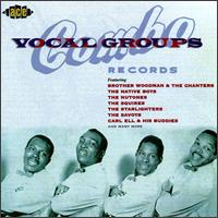 Combo Vocal Groups, Vol. 1 - Various Artists