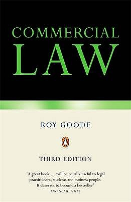 Commercial Law - Goode, Roy, QC, and McKendrick, Ewan