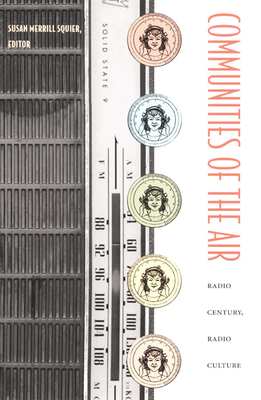 Communities of the Air-PB - Squier, Susan Merrill (Editor)
