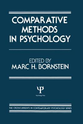 Comparative Methods in Psychology - Bornstein, Marc H, PhD (Editor)