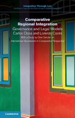 Comparative Regional Integration - Closa, Carlos