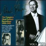 Complete Aksel Schiøtz Recordings, Vol. 1: Oratorio and Mozart Arias, 1940-1945