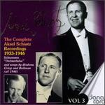 """Complete Aksel Schiøtz Recordings, Vol. 3: Schumann's """"Dichterlieber"""""""