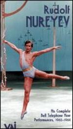 Complete Bell Telephone Hour Appearances: Rudolph Nureyev