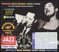 Complete Billie Holiday Lester Young 1937-1946 - Billie Holiday/Lester Young