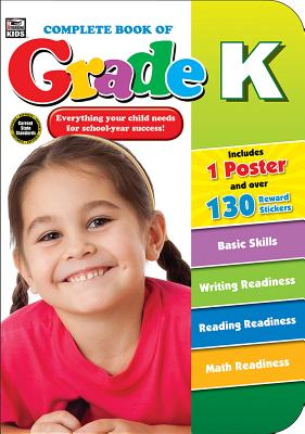 Complete Book of Grade K - Thinking Kids (Compiled by)