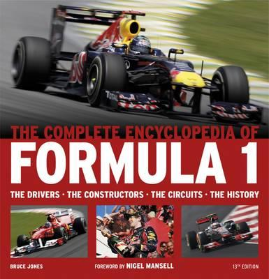 Complete Encyclopedia of Formula One - Jones, Bruce