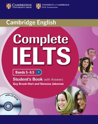Complete IELTS Bands 5-6.5 Student's Book with Answers - Brook-Hart, Guy